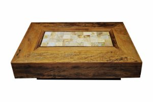 Mesa de Centro Box Santomé | 120x80x30cm