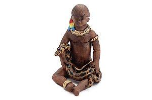 Índio de Cerâmica
