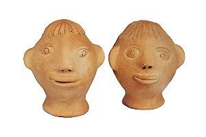 Esculturas Dona Irinéia