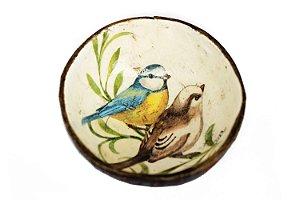 Cuia Pássaros