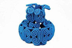 Vaso Harmonia Azul