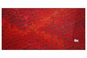 Campo de Rosas | 80x160cm