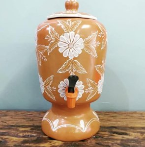Talha de cerâmica Vale Do Jequitinhonha
