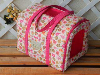 Bolsa de Transporte Pata Chic Elefante Pink