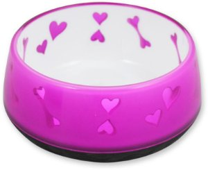 KITTY LOVE BOWL PINK