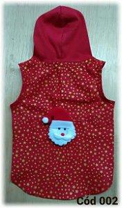 Camisa Dudog Vemelha Natal