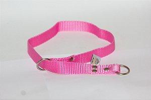 Coleira Enforcador Confraria dos Pets 70x20 - Cores Lisas