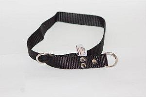 Coleira Enforcador Confraria dos Pets 70x25 - Cores Lisas