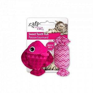 AFP SWEET TOOTH FISH PINK
