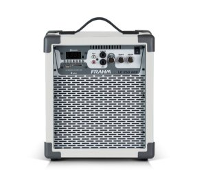 Caixa Amplificada Multiuso Branca Frahm - LC 250 APP