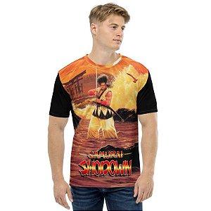 NEO GEO - Samurai Shodown - Camiseta de Games