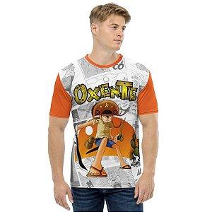 ARMON - Oxente Mangá Sertões - Camisetas de Mangás Brasileiros