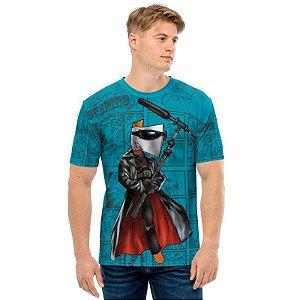 NELSON MACHADO - Machadinho Cosplay Blade - Camiseta de Dubladores