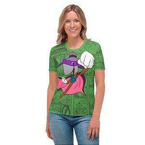 NELSON MACHADO - Machadinho Cosplay Darkwing Duck - Camiseta de Dubladores