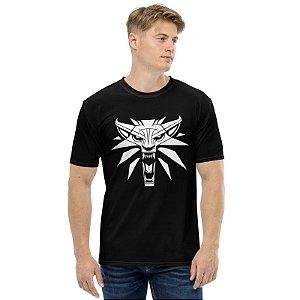 WITCHER, THE - Escola do Lobo - Camiseta de Games