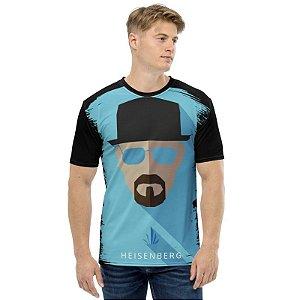 BREAKING BED - Heisenberg Simples - Camiseta de Séries