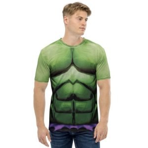 UNIFORMES - Marvel Hulk - Camisetas Variadas