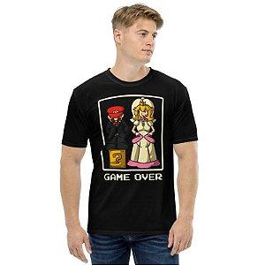 SUPER MARIO - Game Over - Camiseta de Games