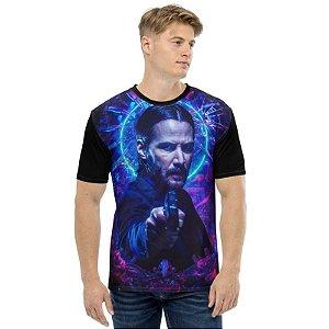 JOHN WICK 3 - Parabellum Aura - Camiseta de Cinema