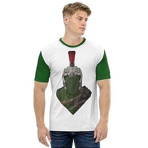 MARVEL - Hulk Campeão Seta - Camiseta de Heróis
