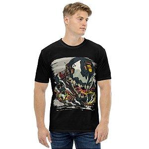 MARVEL - Venom Robot - Camiseta de Heróis