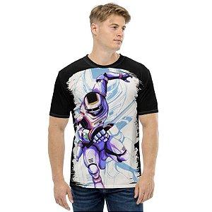 JASPION - O Fantástico Jaspion Preta - Camiseta de Tokusatsu