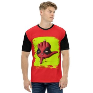 MARVEL HANDS - Deadpool - Camiseta de Heróis