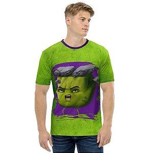 MARVEL HANDS - Hulk - Camiseta de Heróis