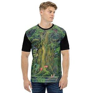 SECRET OF MANA - Árvore de mana - Camiseta de Games
