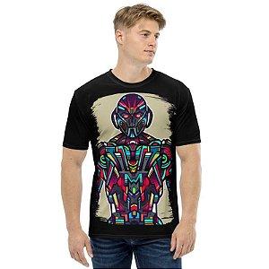 MARVEL VITRAIS - Ultron - Camisetas de Heróis
