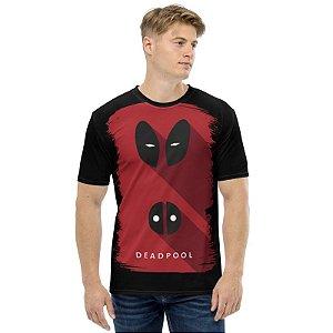 MARVEL SIMPLES - Deadpool - Camisetas de Heróis