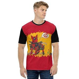 MARVEL DOGS - Deadpool - Camiseta de Heróis