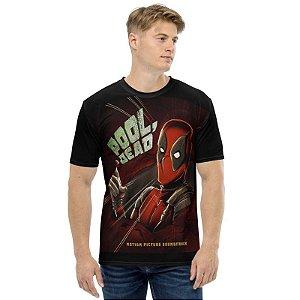 MARVEL - Deadpool Soundtrack - Camiseta de Heróis