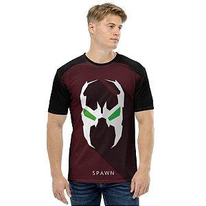 SPAWN - Simples - Camisetas de Heróis