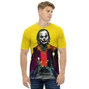 CORINGA - Joker Escadaria - Camisetas de Cinema