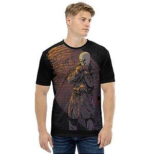 DC COMICS - Watchmen Rorschach - Camiseta de Heróis
