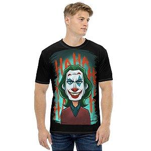 CORINGA - Joker Cartoon - Camiseta de Cinema