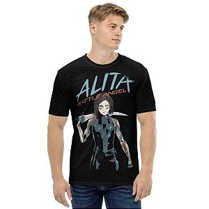 ALITA - Battle Angel - Camiseta de Cinema