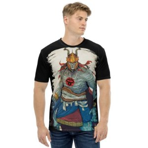 THUNDERCATS - MUMM RA - Camiseta de Heróis