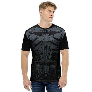 LAGARTO NEGRO - Uniforme - Camiseta de Super Heróis Brasileiros