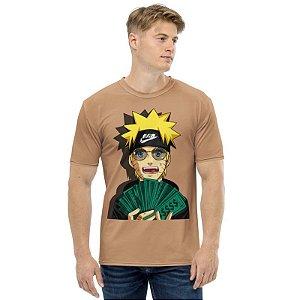 NARUTO - Millionaire - Camiseta de Animes