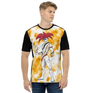 NERD WOHOO - Tomate Guardião - Camisetas de Super Heróis Brasileiros