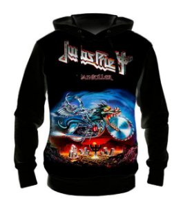 JUDAS PRIEST - Painkiller - Casaco de Moletom Rock Metal