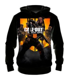 CALL OF DUTY - Black Ops 4 - Casaco de Moletom Games