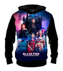 BLACK PINK - Is The Revolution - Casaco de Moletom KPOP