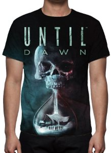 UNTIL DAWN - Camisetas de Games