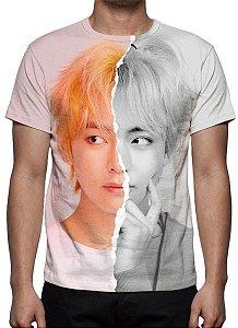 BTS Bantang Boys - Love Yourself V - Camiseta de KPOP