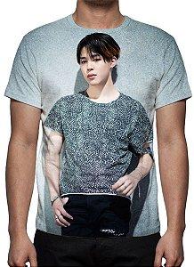 BTS Bantang Boys - Fake Love Jimin - Camiseta de KPOP