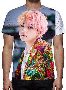 BTS - V Modelo 2 - Camiseta de KPOP