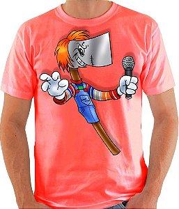 PAPO COM O MACHADO - Brinquedo Machadinho - Camiseta de parceiros